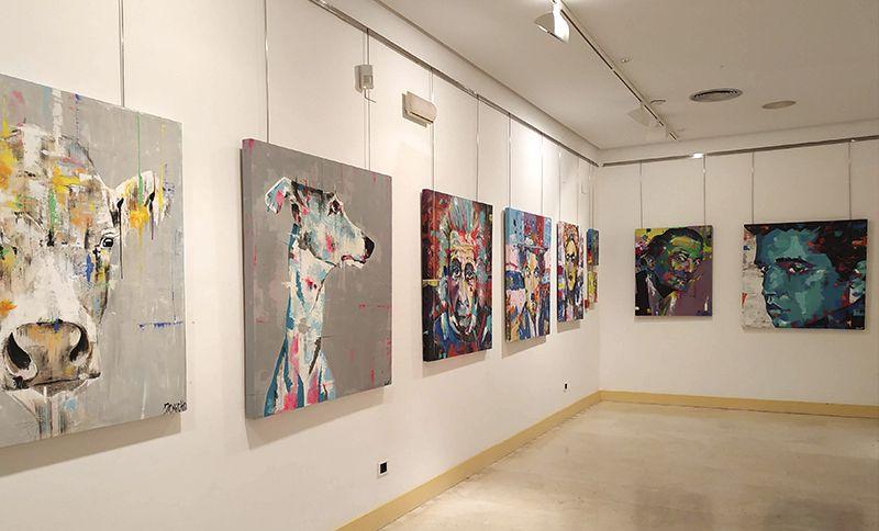 exposición pilarcho art