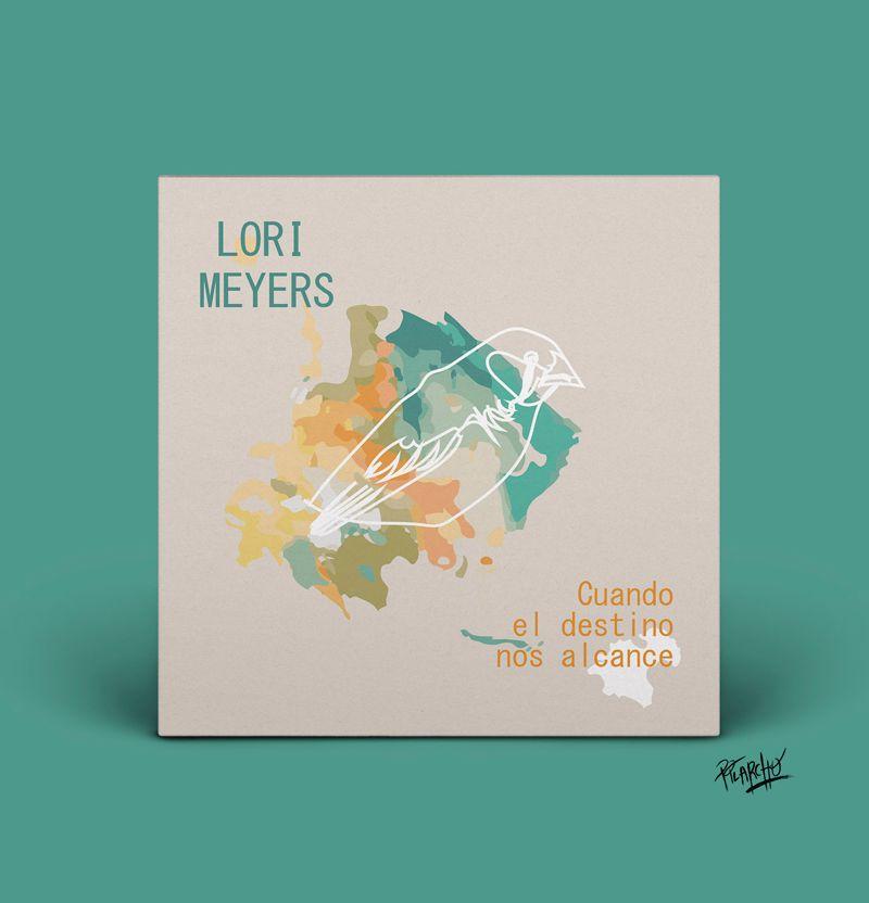 portada lori meyers de diseña la música