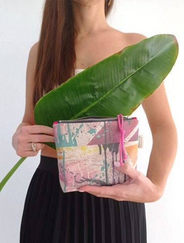 MINIBAG-WildRose collection--PILARCHoART--CORDON-ROsA_ABIERTO