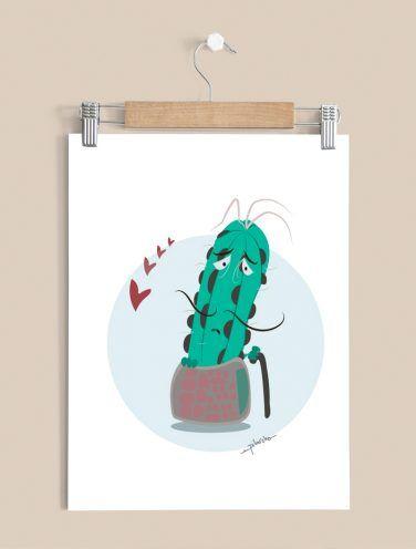cactus infantil