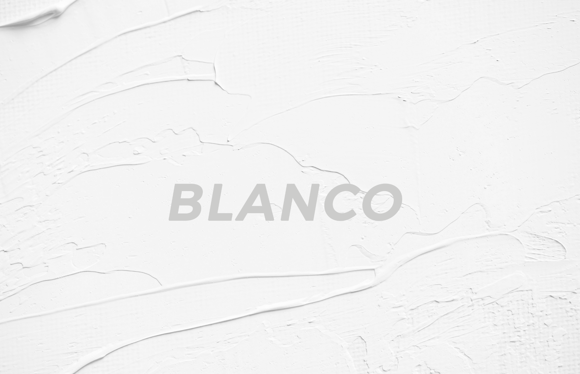 BLANCO Y TEXTURAS